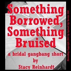 Something Borrow, Something Bruised Audiobook