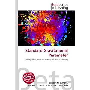 Standard Gravitational Parameter | RM.