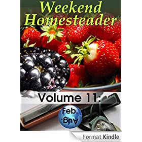 Weekend Homesteader: February (English Edition)