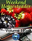 Weekend Homesteader: February