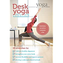 Yoga Journal: Desk Yoga Essentials