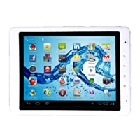 BSNL Penta T-Pad WS802C-3G Tablet (WiFi, 3G via Dongle), White