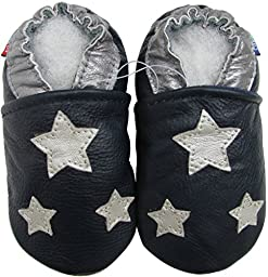silver star dark blue 12-18m