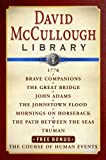 Image of David McCullough Library E-book Box Set: 1776, Brave Companions, The Great Bridge, John Adams, The Johnstown Flood, Mornings on Horseback, Path Between the Seas, Truman, The Course of Human Events