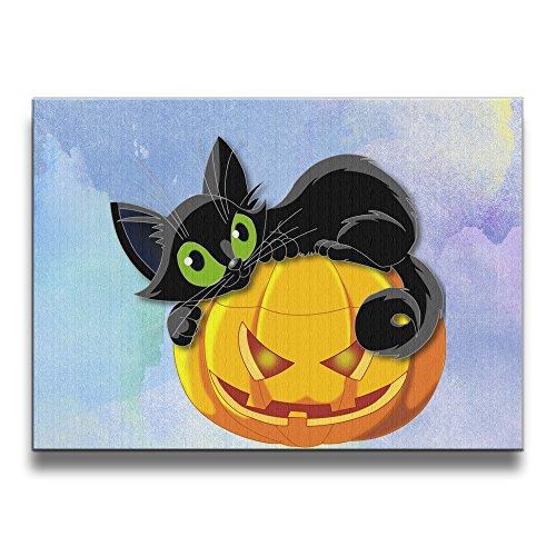 [ASCHO2 Halloween Frameless Art Photo Frame Picture Frame - Display Photo Home Wall Art Decor For Home Living Room Office Or] (Persona 4 Dancing All Night Costumes)