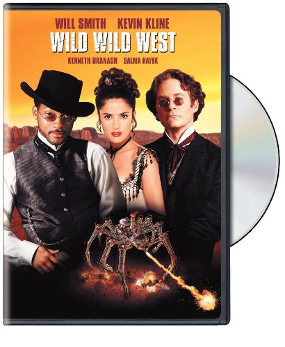 Wild Wild West (Keepcase packaging)