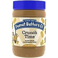 6 Pack Peanut Butter & Co. Peanut Butter 16 Ounce Jars
