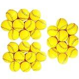 (モデルノ ラ テール) Moderno La Terre 野球 練習 ウレタン ボール 7cm 10個 20個 30個 セット SN-WBB (3.黄色 30個セット)
