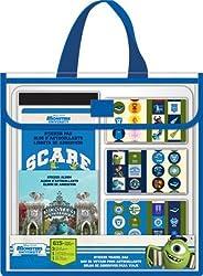 Monsters University Sticker Travel Bag - Licensed