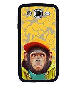 ifasho Designer Phone Back Case Cover Samsung Galaxy Mega 5.8 I9150 :: Samsung Galaxy Mega Duos 5.8 I9152 ( Black And White Pattern Design )