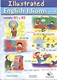 img - for Illustrated English Idioms: Teacher's Book Book 1: Levels B1 & B2 book / textbook / text book
