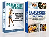 Paleo:Paleo Diet For Beginners and Paleo Cookbook -BOX SET: 7-Day Paleo Diet For Beginners and Over 60+ Paleo Cookbook and Paleo Slowcooker Recipes for ... slow cooker,paleo smoothies 1)