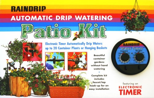 Raindrip R559DP Automatic Drip Watering Kit