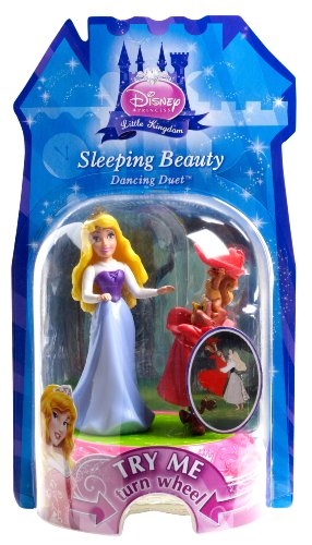 Disney Princess Little Kingdom Sleeping Beauty Dancing Duet Giftset