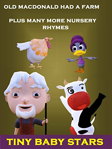 Old Macdonald Had a Farm And Many More Nursery Rhymes