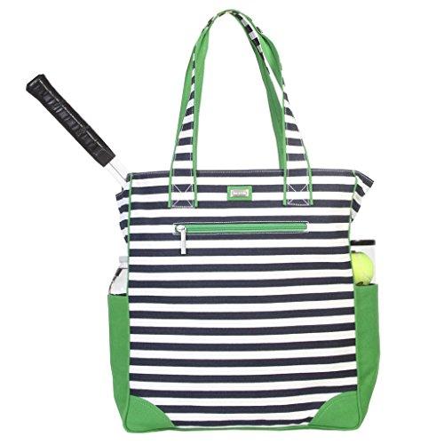 Ame & Lulu Women's Tennis Tote Bag-Piper