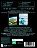 Image de Frozen Planet / Planet Earth [Blu-ray]