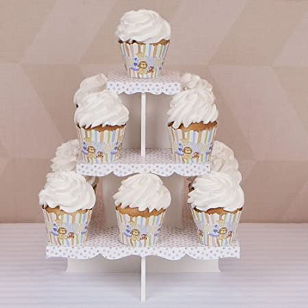 Homemade Baby Shower Gifts Cupcake Stand Suitable For Different