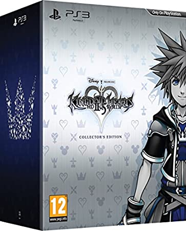 Kingdom Hearts HD 2.5 ReMix Collector's Edition (PS3)