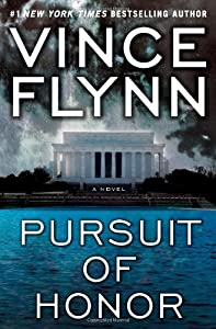 "Cover of ""Pursuit of Honor(Mitch Rapp, No..."