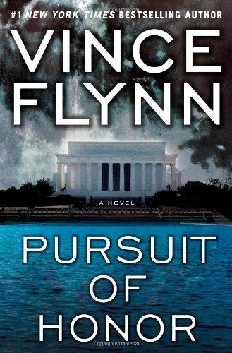 Pursuit Of Honor (Mitch Rapp, No. 10) front-946024