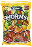 Albanese Assorted Wild Fruit Worms, 5-Pound Bag