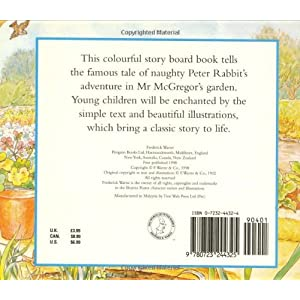The Tale of Peter Rabbit Livre en Ligne - Telecharger Ebook