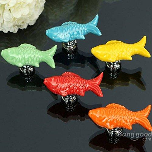 paleo-goldfish-keramik-griffe-tur-mobel-handgriff-schrank-kabinett-fach-zug