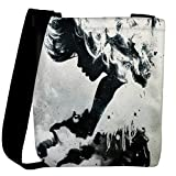 Snoogg paint art Womens Carry Around Cross Body Tote Handbag Sling Bags