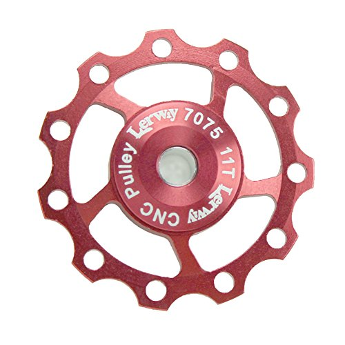 2-pcs-lerway-a-06-11t-bicicletta-derailleur-guidacinghia-ruote-alluminio-pulley-jockey-cnc-wheel-shi