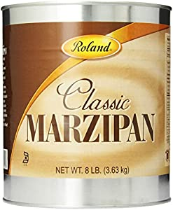 Roland Classic Marzipan, 8-Pounds Can