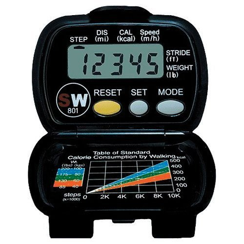 SW-801 Yamax Digi-Walker Pedometer FIT SOLUTIONS INC B001QTU0W2