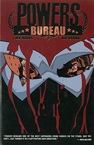 Powers Bureau 02 Icons