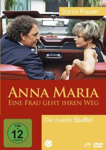 Anna Maria - Eine Frau geht ihren Weg, Die zweite Staffel (3 DVDs)