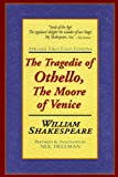 Image of The Tragedie of Othello, The Moore of Venice: Applause First Folio Editions (Folio Texts)