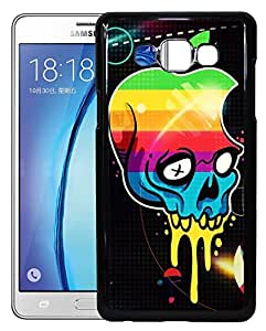 Toppings 2D Printed Designer Hard Back Cover For Samsung Galaxy On7 Design-10124