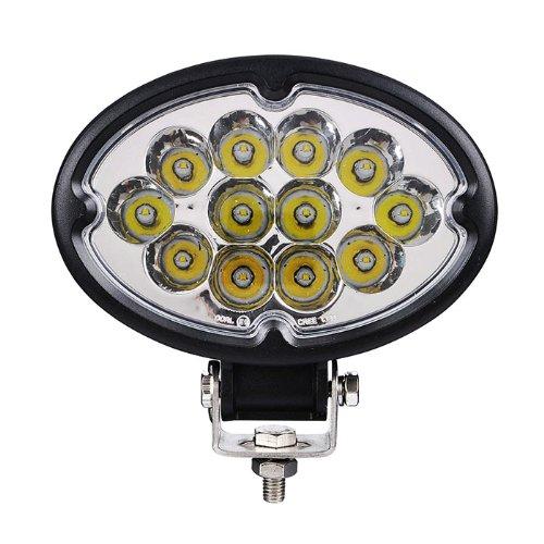 Sunsbell Cree Off-Road Led Work Light Bar - 36W Spot Beam 10-30V Dc (Flood Light)