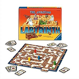 The aMAZEing Labyrinth Game by Ravensburger 1986