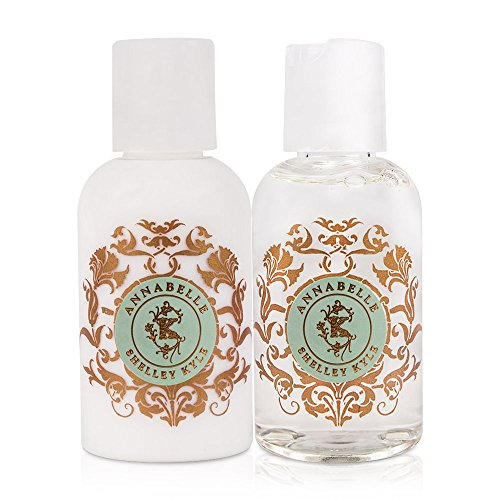 Shelley Kyle Annabelle Body Lotion and Bath Gel 60ml Set 60 Ml Bath
