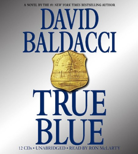 True Blue [With Headphones] (Playaway Adult Fiction)