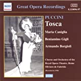 Puccini: Tosca [Recorded 1938] Rome Chorus and Orchestra of the Royal Opera Theatre