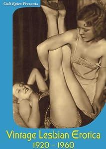 Vintage Lesbian Erotica 1920-1960 [Reino Unido] [DVD]