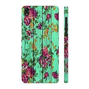 Enthopia Designer Hardshell Case Floral Overload Back Cover for Sony Xperia Z1