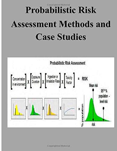 Probabilistic Risk Assessment Methods and Case Studies