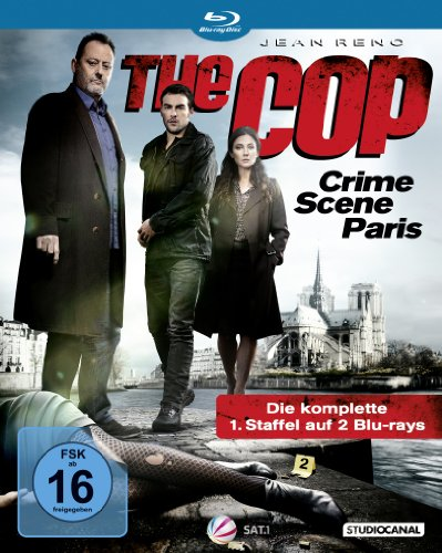 The Cop - Crime Scene Paris - Die komplette 1. Staffel [2 Blu-rays]