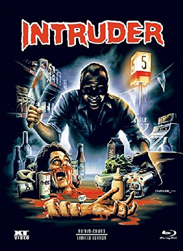 Intruder [Blu-ray] [Limited Edition]