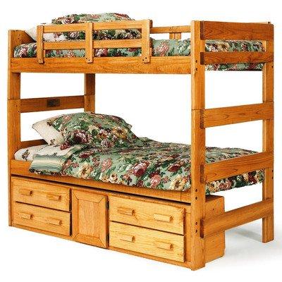 3 Sleeper Bunk Beds 9311 front