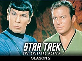 Star Trek Original (Remastered) Season 2 [HD]