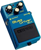 BOSS BD2 BLUES DRIVER Electric guitar effects Distortion - overdrive - fuzz...
