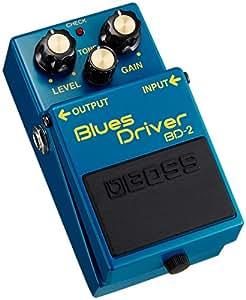 Boss - Distorsion Overdrive Fuzz BD-2 - Blues Driver